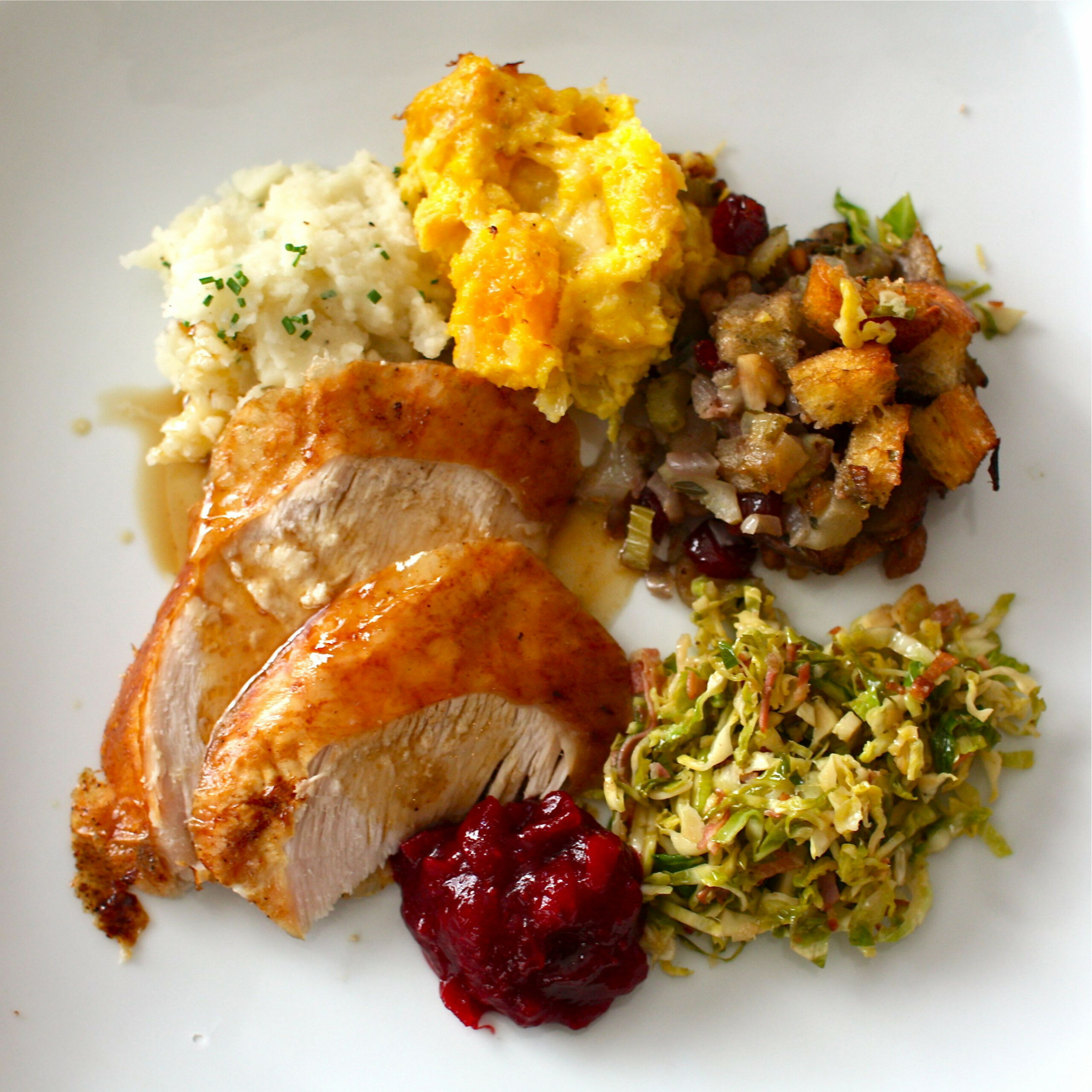 Cranberry-Orange Sauce - food recipes for thanksgiving