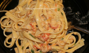 Crawfish Monica | RealCajunRecipes.com: La Cuisine De Maw Maw – Recipes