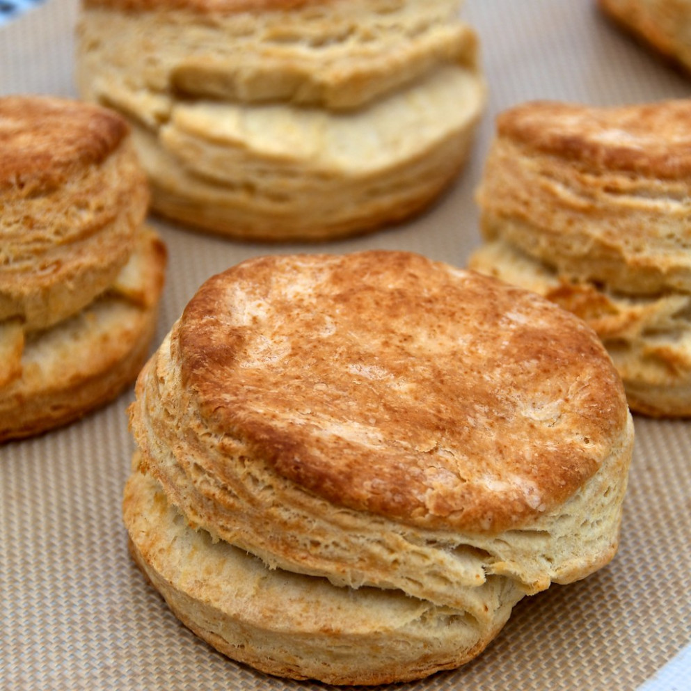 Cream Biscuits - dinner recipes with heavy cream