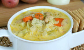 Cream Of Cabbage Soup – Recipes Vegetarian Soup