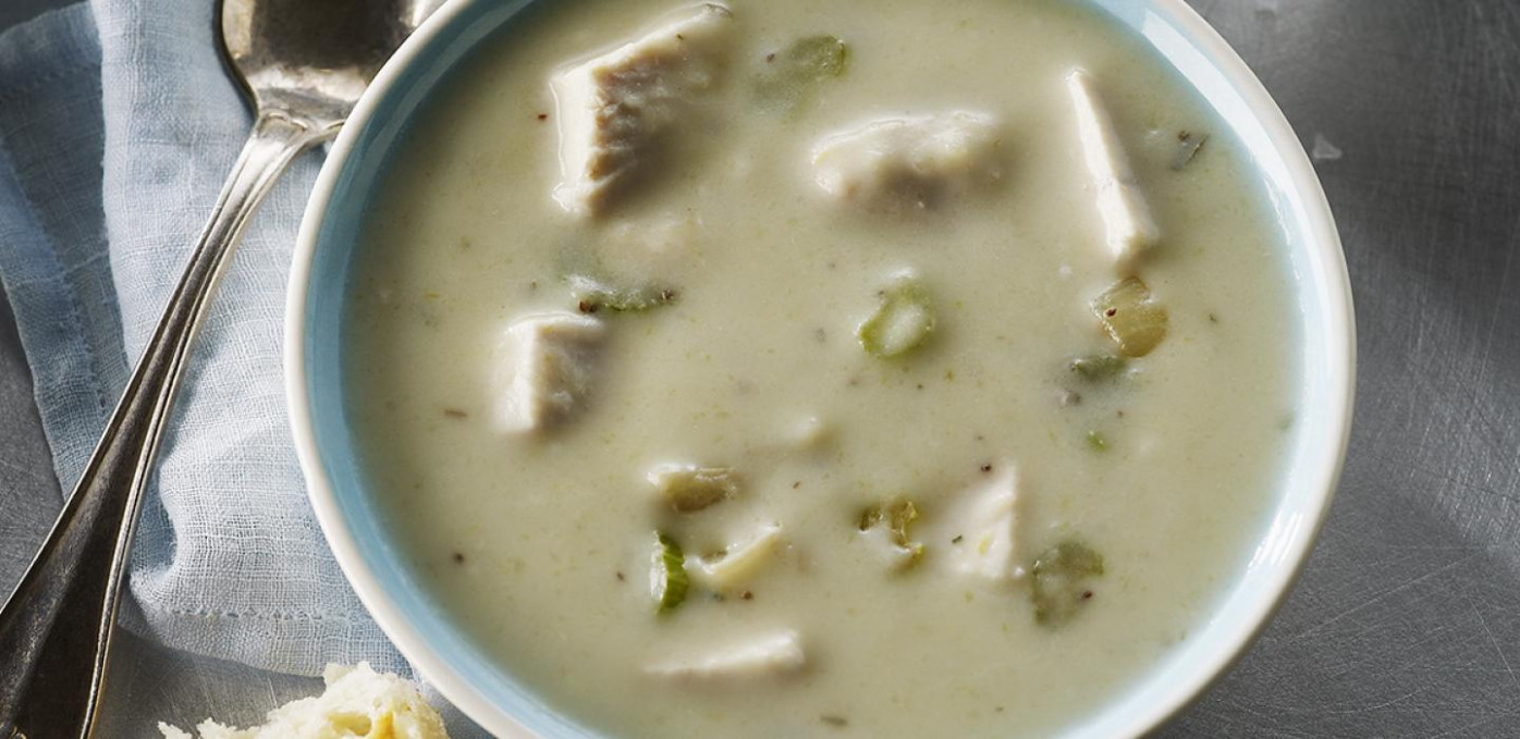 Cream of Celery & Chicken Soup - recipes cream of chicken soup