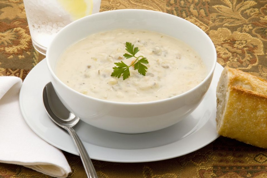 Cream of Chicken or Turkey Soup Recipe - recipes cream of chicken soup