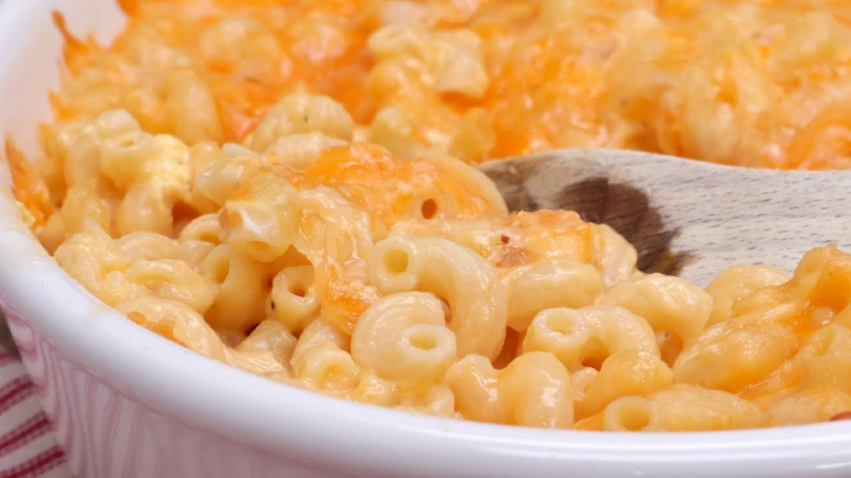 Creamy Baked Macaroni And Cheese - Food Recipes Mac And Cheese
