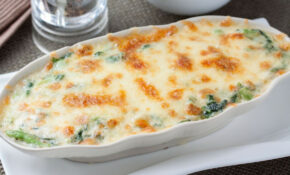 Creamy Chicken And Spinach Bake – Baked Recipes Dinner