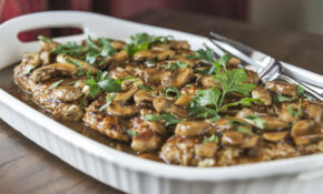 Creamy Chicken Marsala – Chicken Recipes Marsala