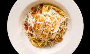 Creamy Chicken Pasta – Sanderson Farms – Chicken Recipes Breast