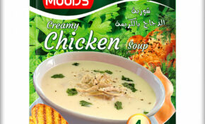 CREAMY CHICKEN SOUP 13G | Sollievo Foods – Recipes That Use Cream Of Chicken Soup
