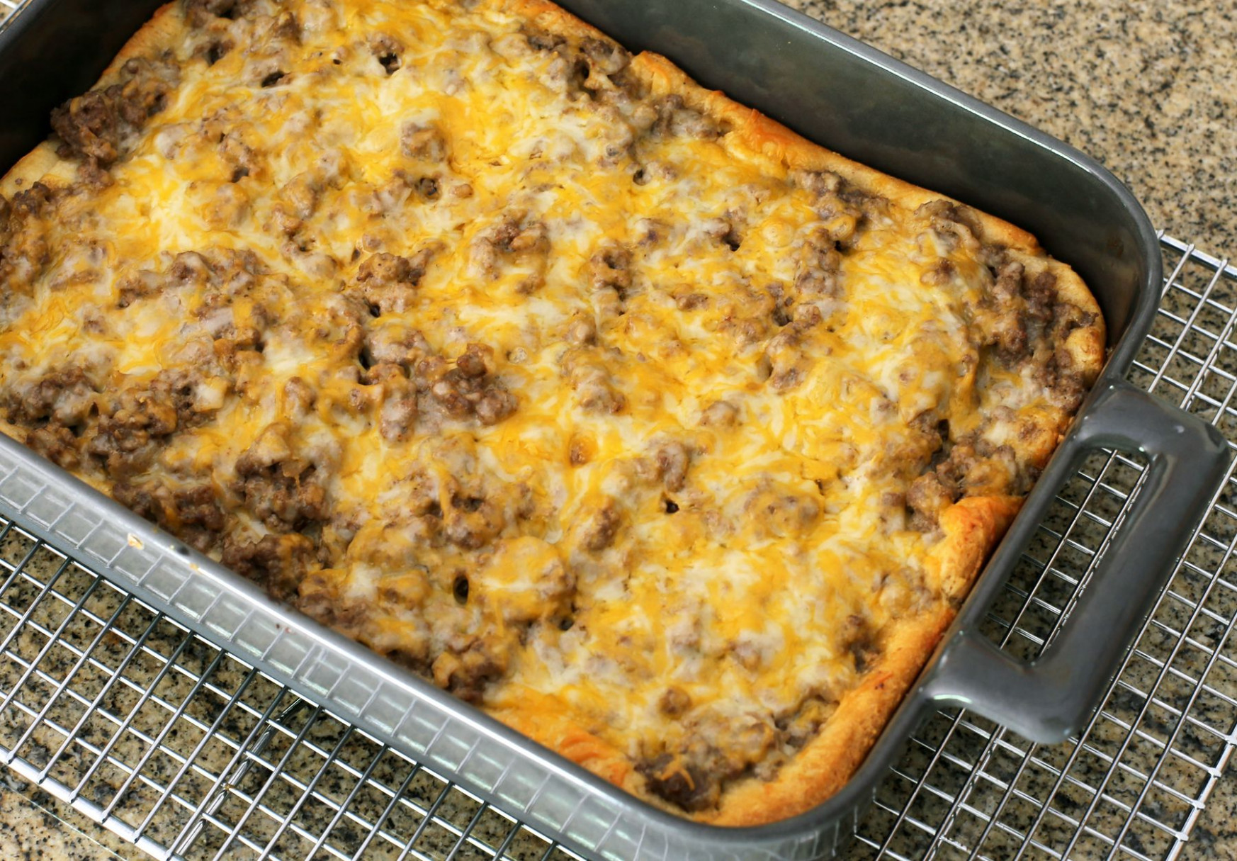 Crescent Beef Stroganoff Bake - Crescent Roll Recipes Dinner