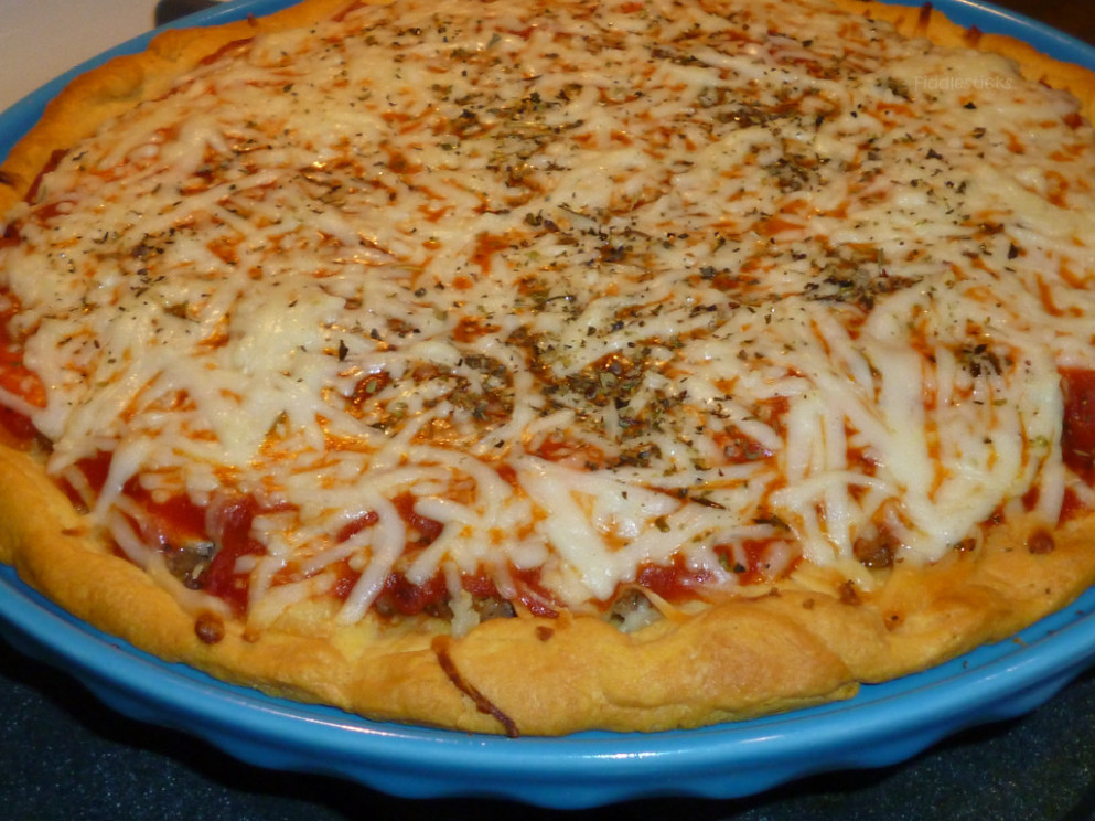 Crescent Lasagna Pie...