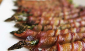 Crispy Bacon Wrapped Asparagus (Paleo, Low Carb) – Food Recipes Bacon