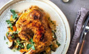 Crispy Baked Chicken Leg Quarters (with Tender, Juicy Meat) – Chicken Recipes Quarter Legs