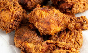 Crispy Fried Chicken – Chicken Recipes Chicken Recipes