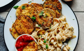 Crispy Gluten Free Eggplant Parmesan – Recipes With Eggplant Healthy