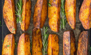 Crispy Roasted Rosemary Potatoes [Video] – Sweet And Savory ..