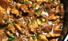 Crock Pot Bourbon Chicken – The Best Blog Recipes – Best Crockpot Chicken Recipes