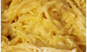 Crock Pot Cheesy Chicken And Noodles – Recipes In Crock Pot With Chicken