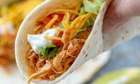 Crock Pot Chicken Tacos – Easy Crock Pot Recipes Chicken