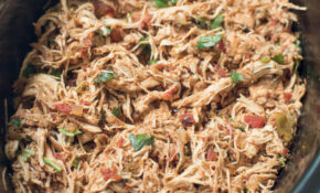 Crock Pot Chicken Tacos – Stove Top Recipes Chicken
