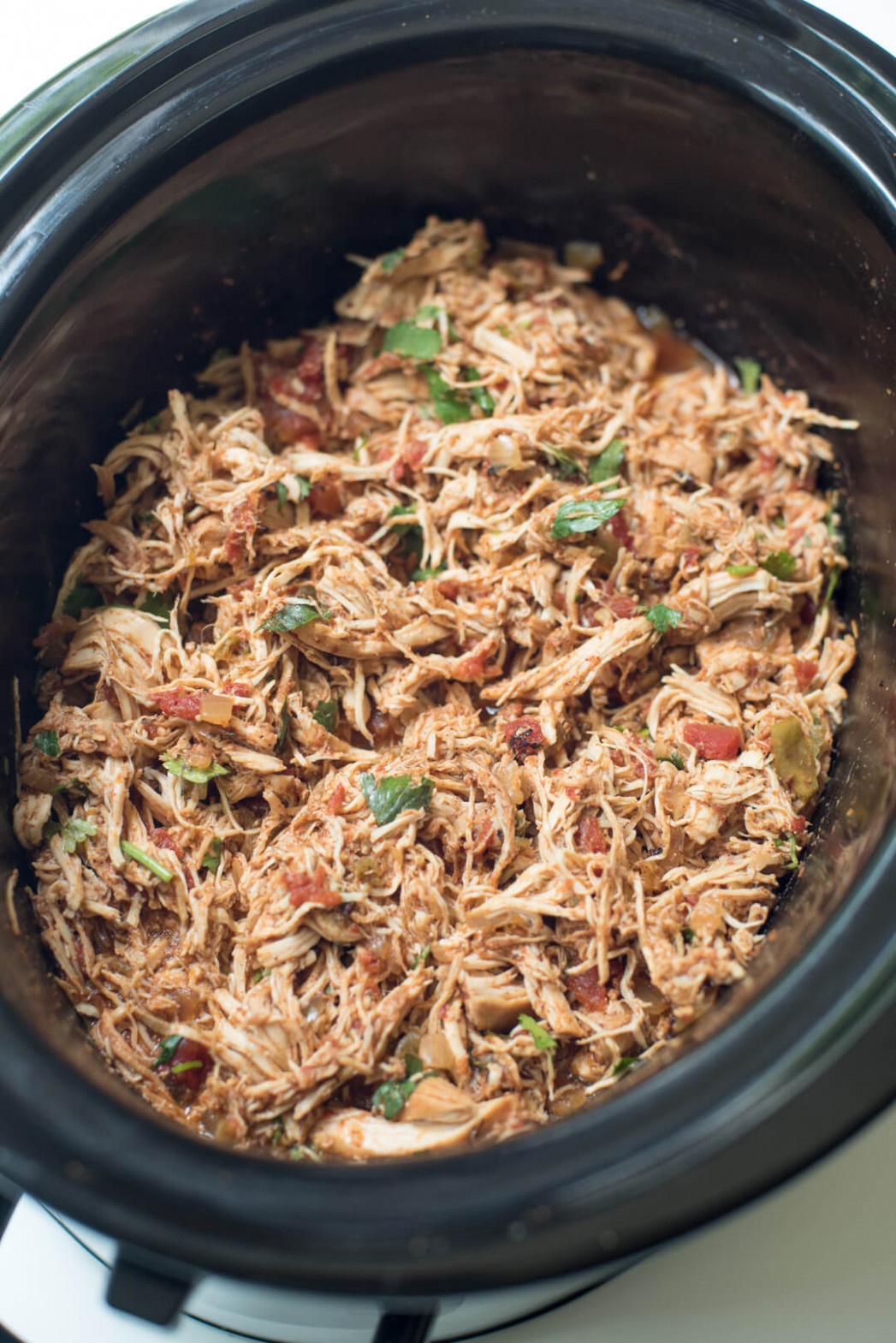 Crock Pot Chicken Tacos - Stove Top Recipes Chicken