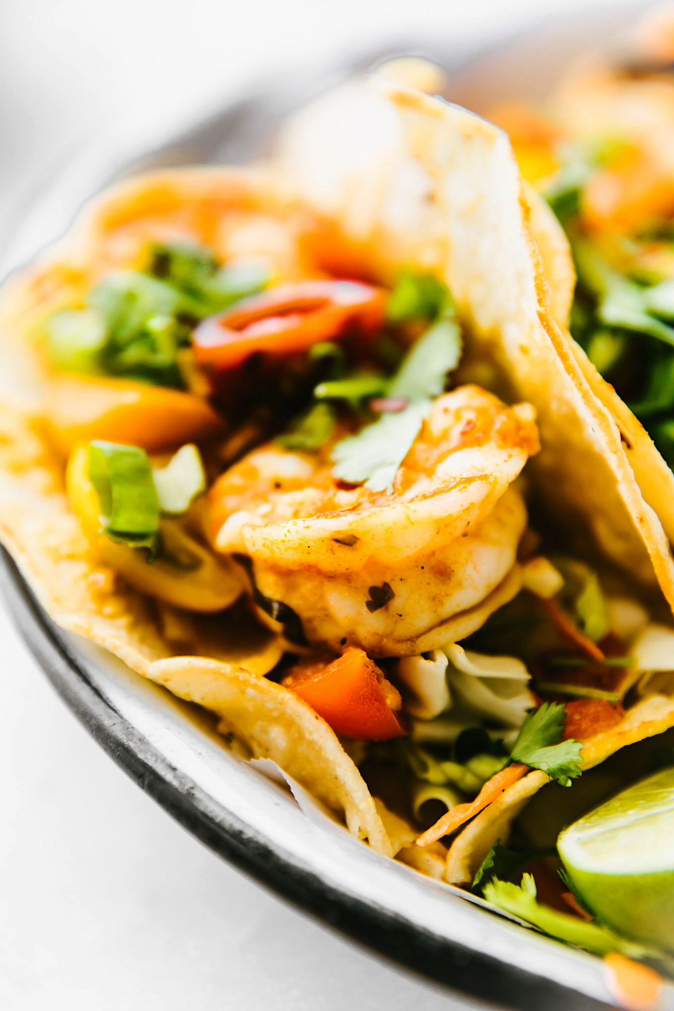 Crock Pot Fire Roasted Tomato Shrimp Tacos - recipes dinner crock pot