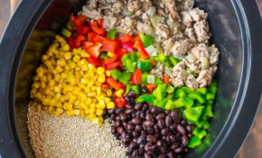 Crock Pot Mexican Casserole Recipe | Well Plated By Erin – Healthy Chicken Recipes In The Crockpot