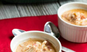 Crock Pot Mexican Chicken Soup   Low Carb Yum – Low Carb Crock Pot Recipes Chicken