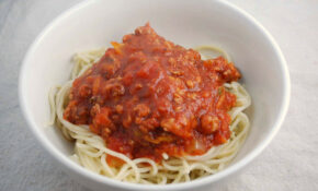 Crock Pot Spaghetti Sauce – Food Recipes Easy