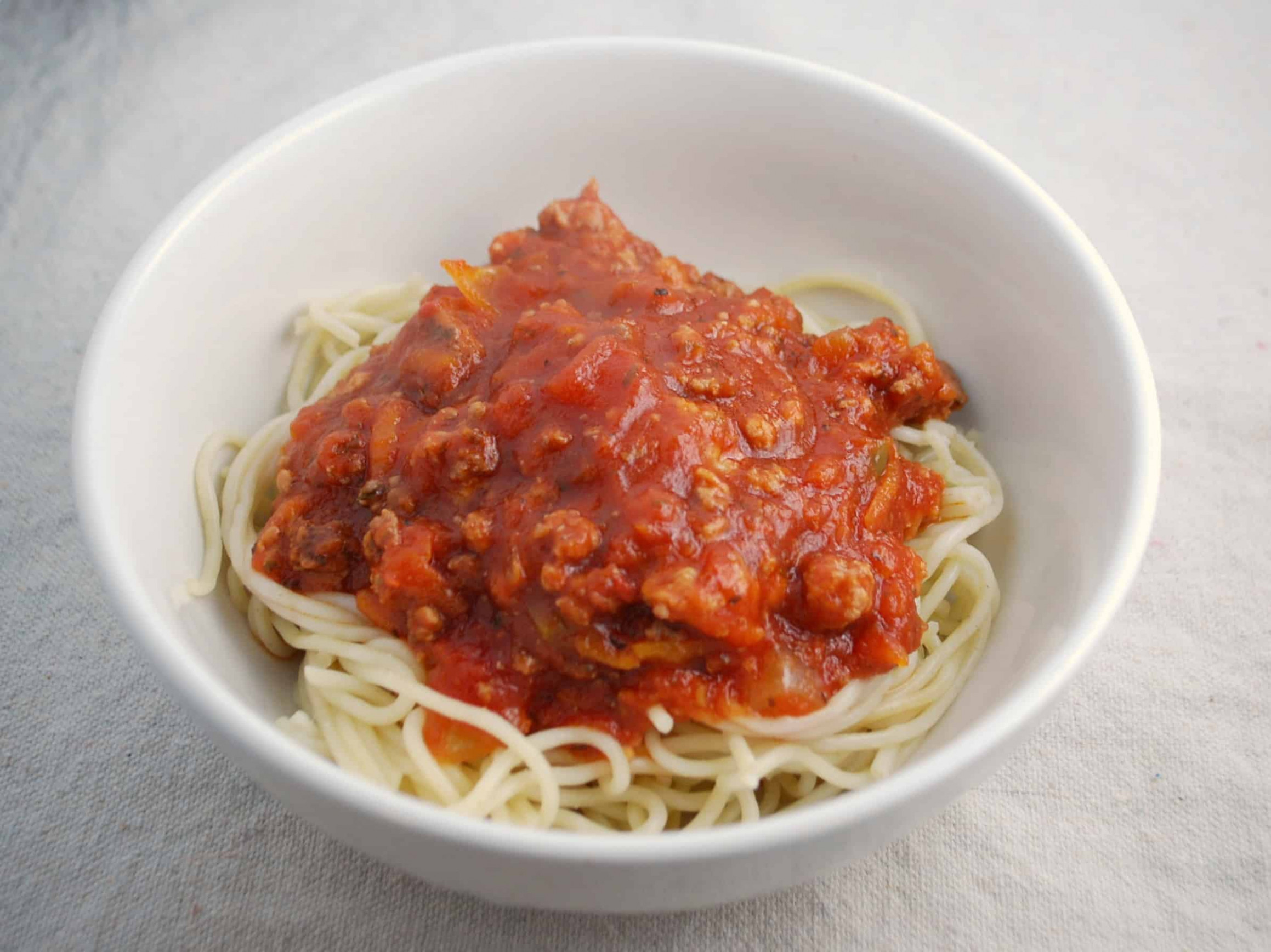 Crock Pot Spaghetti Sauce - food recipes easy