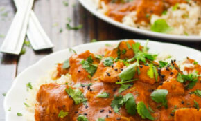 Crockpot Butter Chicken – IFOODreal – Healthy Chicken Recipes In The Crockpot