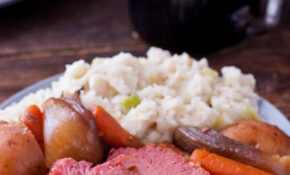 Crockpot Corned Beef Recipe For St. Patrick's Day – Eating ..