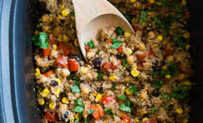 Crockpot Quinoa Recipe – Dinner Recipes Quinoa
