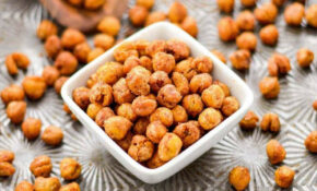 Crunchy Roasted Chickpeas – Recipes Of Healthy Snacks