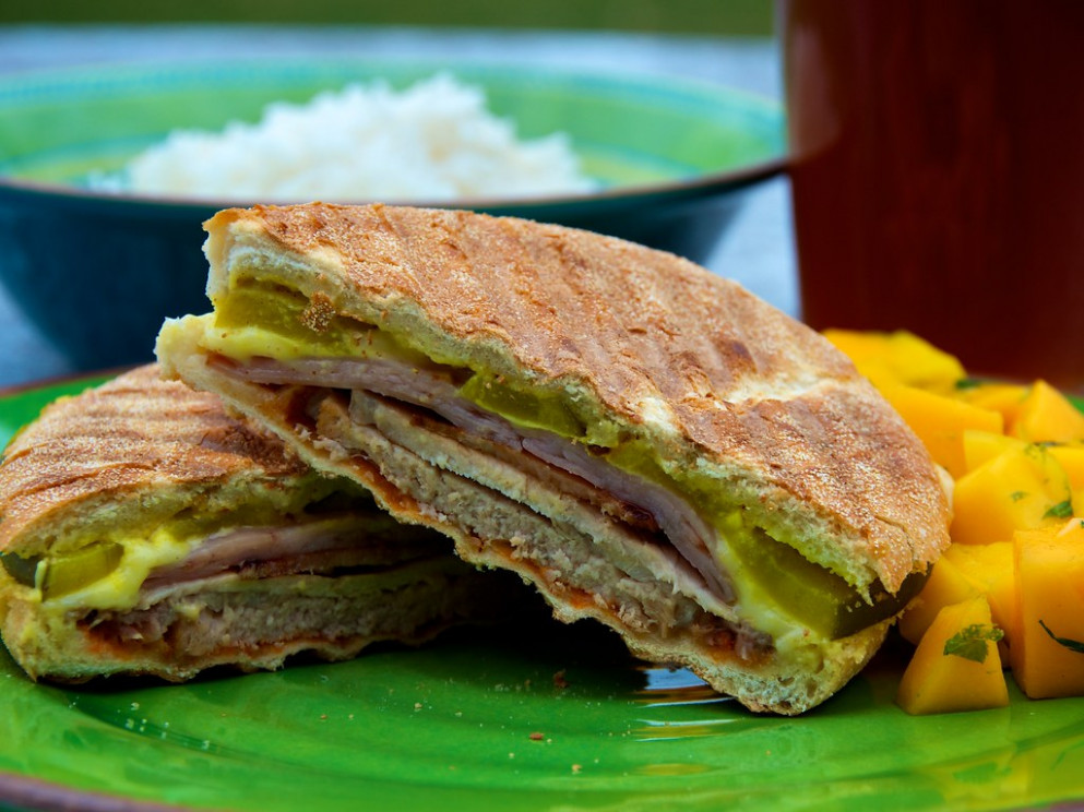 Cuban Sandwiches - griddle recipes dinner