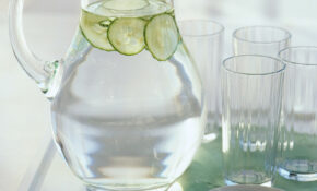 Cucumber Water | Martha Stewart – Recipes Dinner Vegetarian