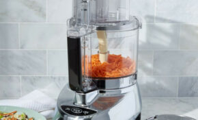 Cuisinart 9 Cup Food Processor + Reviews | Crate And Barrel – Recipes With Cuisinart Food Processor