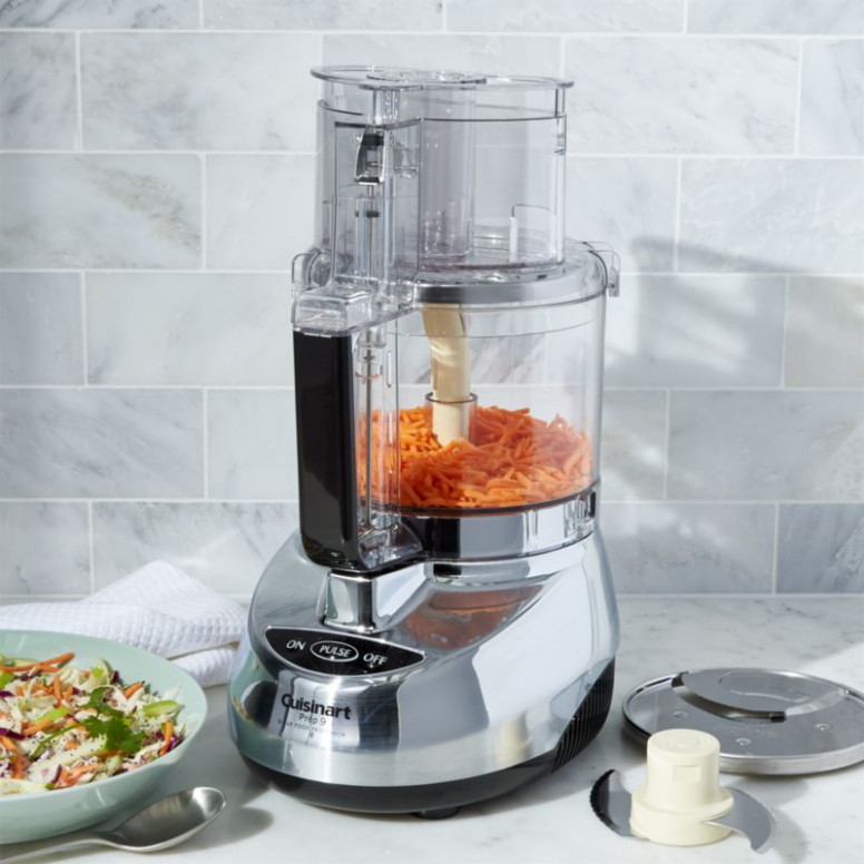 Cuisinart 9-Cup Food Processor + Reviews | Crate and Barrel - recipes with cuisinart food processor