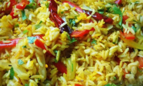 Cumin And Lime Rice – Hispanic Kitchen – FOR PHASE 1 USE ..