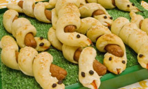Curly Hotdog Snakes – Recipes – Best Recipes Ever | VBS ..
