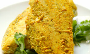 Curried Coconut Grilled Chicken – George Foreman Recipes Chicken