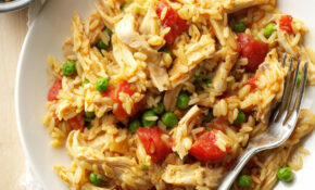 Curry Chicken And Rice Recipe | Taste Of Home – Chicken Recipes And Rice