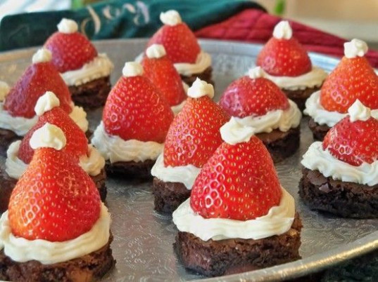 Cute And Sweet Christmas Treats! | Food's For All Tastes ..