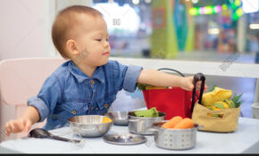 Cute Little Asian 10 Image & Photo (Free Trial) | Bigstock – Toddler Food Recipes For 1 Year Old