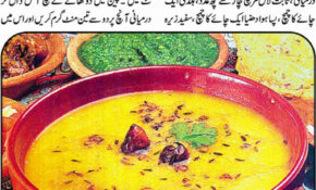 Daal Chawal Easy Cooking – Food Recipes Urdu