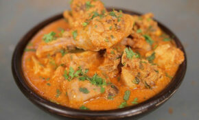 Dahi Chicken Recipe, Dahi Murgh Recipe in Marathi | IFN | IFN