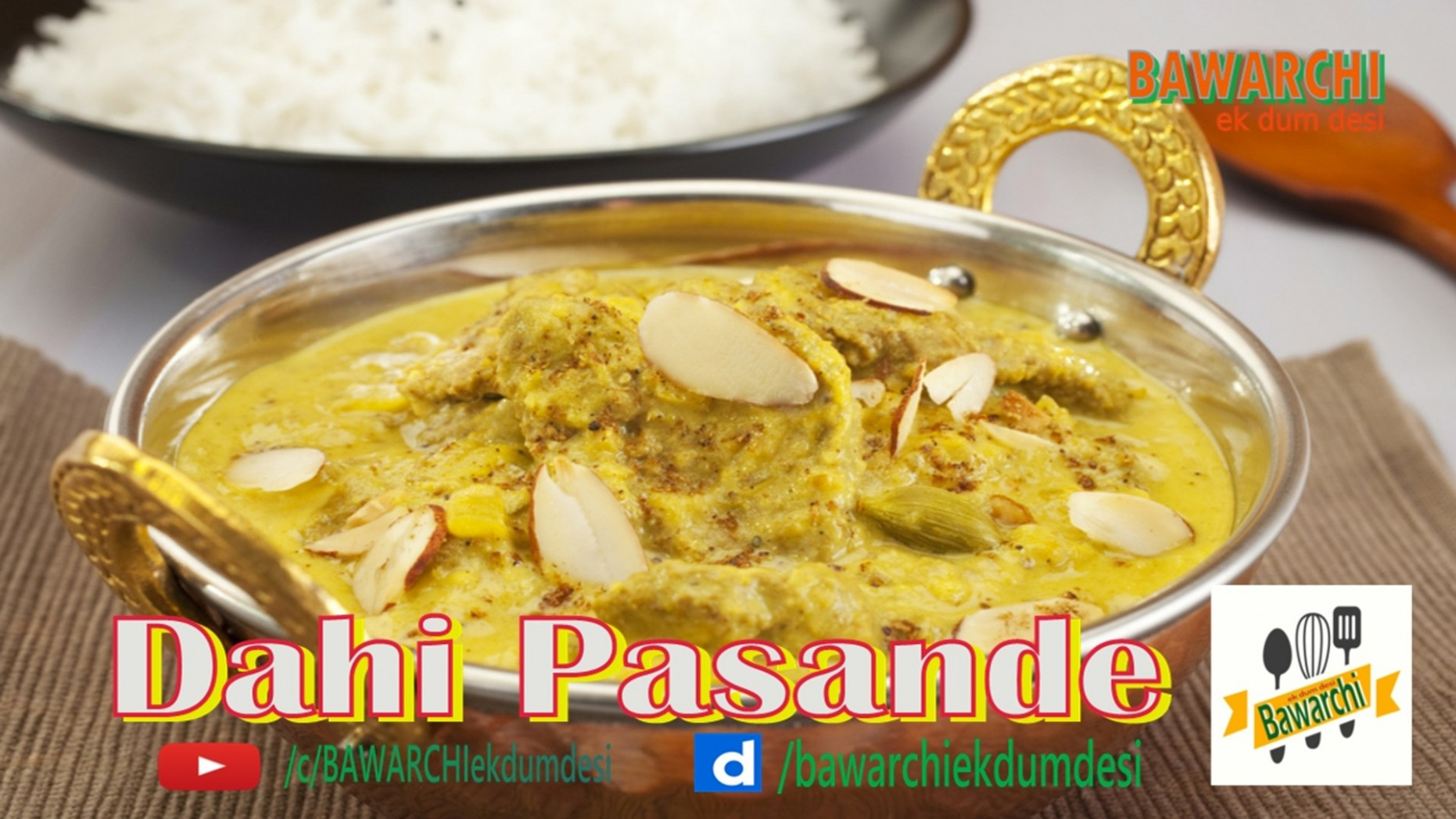 Dahi Pasanday Recipe Roasted Salsa - Chicken Recipes Zaika Dilli 6