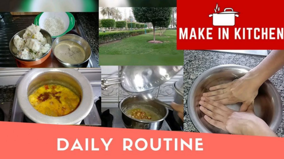 Daily Routine In Tamil | Breakfast | Lunch | Dinner ..