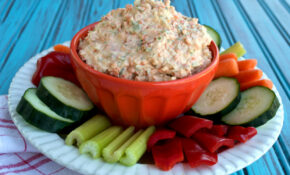 Dairy Free Veggie Dip | Plaid & Paleo – Recipes Veggie Dip