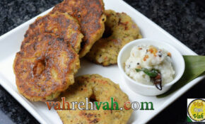 Dal Vada – Youtube Indian Food Recipes