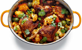 Daniel Boulud's Chicken Tagine Recipe – NYT Cooking – Tagine Recipes Chicken