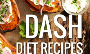 DASH Diet Recipes: A Complete Cookbook Of Heart Healthy Dish ..